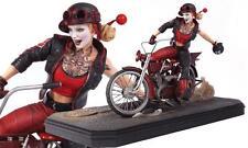 Gotham City Garage Harley Quinn Statue DC Comics Collectibles Suicide Squad