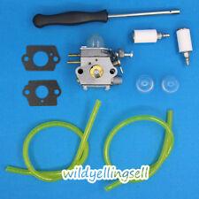 Carburetor For Walbro WT-973 753-06190 MTD Weedeater Cub Cadet Troy Bilt HC Carb