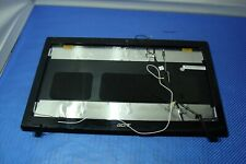"""New listing Acer Aspire 15.6""""5742-6811 Lcd Back Cover w/Front Bezel Antenna Ap0Fo000910 Glp*"""