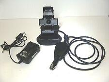 🌍Garmin Nuvi🌐Cradle Clip Bracket Mount Holder Car Charger GPS built-in speaker