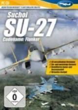 Sukhoi su-27 nome in codice Flanker * addon per Microsoft Flight Simulator X 2004 NUOVO