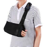 Adjustable Arm Sling Shoulder Immobilizer Bracing High Pouch Support Strap