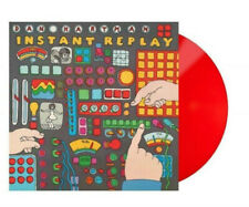 DAN HARTMAN - INSTANT REPLAY -  RED - LP