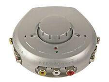 Commutateur Audio/vid?o Manuel - 3 Entr?es vers 1 sortie Velleman Vms3
