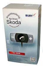 Bury CC9048 für Skoda komplett Einbausatz (Rundum-Sorglos-Paket) CC 9048 THB