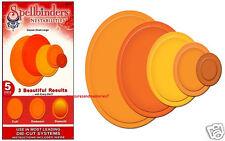 Spellbinders Nestabilities CLASSIC OVALS LARGE 5 DIES