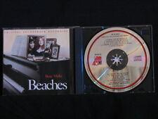 Beaches. Film Soundtrack. Compact Disc. 1988. Made In Australia.