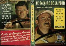 Georges ARNAUD / LE SALAIRE DE LA PEUR ..Coll LP 1954