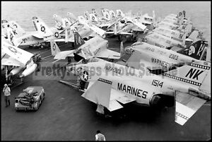 USN Aircraft Carrier USS Coral Sea 1979 8x12 Photo