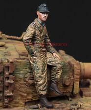 Alpine Miniatures 1:35 WWII SS Tiger Crew 44/45 - Resin Figure Kit #35224