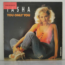 "Tasha ‎– You Only You Label: On The Beat ‎– OTB 1362-6 Format: Vinyl, 12"" Disco"