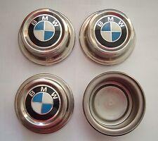 4 Original BMW Nabenabdeckungen  für ältere BMW   Chrom  TOP