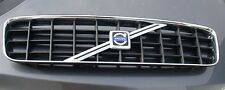 2003 2004 2005 2006 Volvo XC90 Chrome / Black Front Grille Assembly 8620641