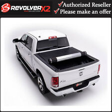 """Revolver X2 39213RB for 2012-2018 Dodge Ram 1500 2500 3500 6'4"""" Bed w/ Ram Box"""