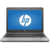 """HP 11-v010wm 11.6"""" Chromebook Intel Celeron 1.60GHz 4GB RAM 16GB eMMC Drive"""