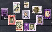 Malawi Valores diversos año 1975-79 (DH-604)