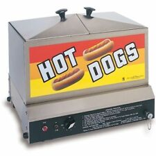 Calentadores de magdalenas y rodillos de hot dog