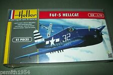 HELLER  GRUMMAN F6F-5 HELLCAT  1:72 scale  kit