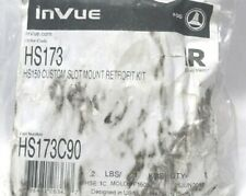 Pack of 1 InVue Hs150 Custom Slot Mount Retrofit Kit Hs173C90