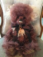 Charlie Bears DAYDREAMER  2016 Isabelle Mohair Collection FREE US SHIP