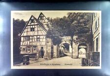 CPA Germany Schönau Deutschland Klostertor N34