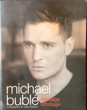 Michael Buble Onstage Offstage (paperback 2011)