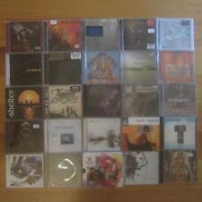 Bulk CDs Hardcore Electro Hip Hop Metal (50+ CDs)