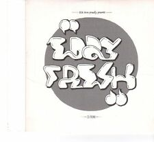 (FR872) Kid Acne, Eddy Fresh - 2007 DJ CD