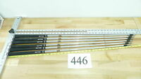 6 True Temper Dynamic Gold S-300 Iron Golf Club Shafts  .355   Pullouts