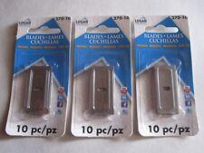 Logan #270 Mat Cutter Blades 30 pcs 3 packs of 270-10