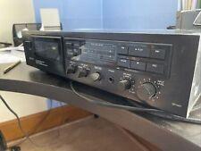 More details for denon drm-07 precision audio component /stereo cassette tape deck