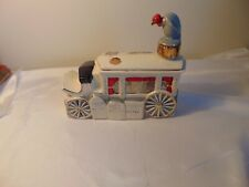 """New listing 1970 """"Bucket of Blood"""" Deadwagon Decanter by Heritage China for Ezra Brooks"""