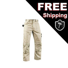 Blaklader Workwear 40x32 Bantam Work Utility Cargo Pants Stone 1670-1310-2700