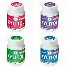 58g Lotte Xylitol Chewing Gum Sugar Free Candy Breath Mints Food Beverages Snack