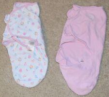 1 New! Other Hardly Worn Lot of 2 SwaddleMe Size Small/Medium Baby Swaddle Sacks
