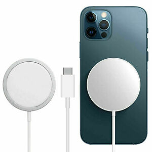 For iPhone 12 Pro Max 12 Mini 12 Fast Charging 20W Magnetic Mag safe Charger Pad