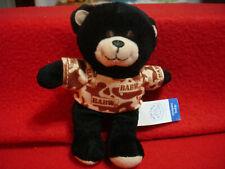 "McDonald's 2006 Build a Bear Workshop BABW 4 1/2"" Plush Dimples Teddy"