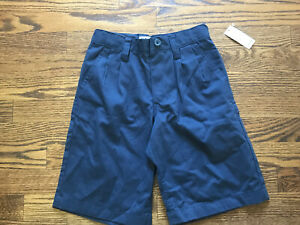 NEW!!! Old Navy Boys Navy Shorts - Size 8 Slim