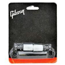 Gibson Tailpiece Stop Black PTTP-050 for Les Paul SG ES Custom Explorer Firebird