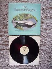 V/A The Dulcimer Players UK Transatlantic 1978 Folk Vinyl LP 1st Pressing A1/B1
