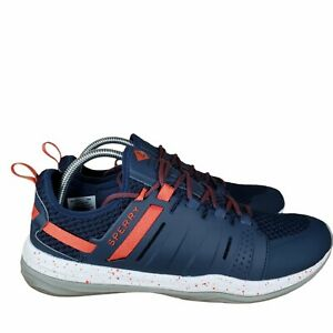 Sperry Mens Top-Sider STS18840  H20 Mainstay Blue orange  water  Shoes Size 9 M