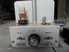 New listing Gates Msu22 Chrystal Controlled Oscillator