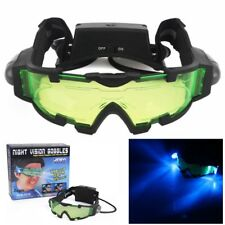 Adjustable Elastic Military LED Night Vision Goggles Glasses Security Eyeshield