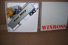 1979 Lee Way Pin Dolly Winross Diecast  Trailer Truck
