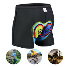 Bike Cycling Underwear Shorts Gel Padded Bicycle MTB Liner Shorts