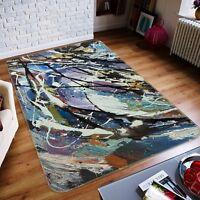 Details about  /3D Color Disc 52 Non Slip Rug Mat Room Mat Quality Elegant Photo Carpet AU