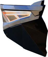 Pro Armor Stealth Lower Door Inserts BLACK Polaris RZR XP 4 XP4 1000 / Turbo