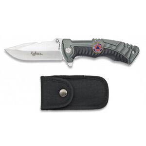 Navaja ALBAINOX Proteccion Civil  Hoja 8,7 cm Asistida, Knives 19843Agr1015