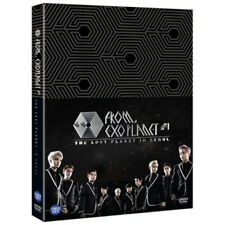 EXO [EXO FROM EXOPLANET #1 THE LOST PLANET IN SEOUL] DVD K-POP SEALED
