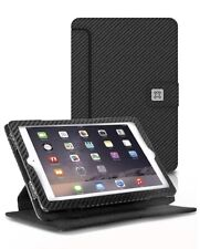XtremeMac Premium Folio iPad Mini 1 2 & 3 Thin Carbon Fibre Case Cover & Stand